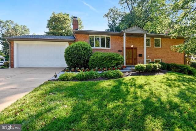 7512 Fairwood Lane, FALLS CHURCH, VA 22046 (#VAFX1076318) :: Keller Williams Pat Hiban Real Estate Group