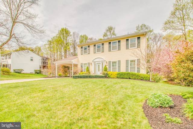 7788 Newington Woods Drive, SPRINGFIELD, VA 22153 (#VAFX1076336) :: The Putnam Group