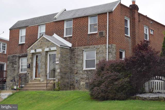 1253 E 13TH Street, CRUM LYNNE, PA 19022 (#PADE495916) :: The Force Group, Keller Williams Realty East Monmouth