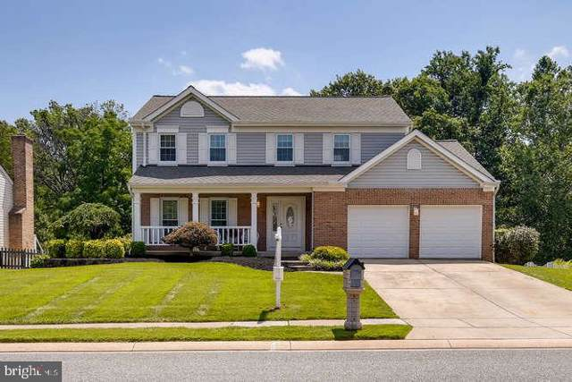 1006 Barrymore Drive, BEL AIR, MD 21014 (#MDHR235878) :: ExecuHome Realty