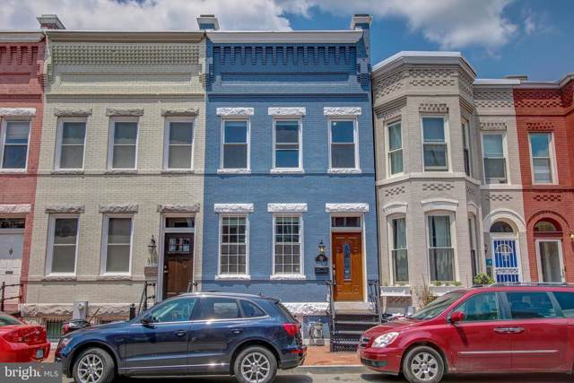 313 Elm Street NW, WASHINGTON, DC 20001 (#DCDC434476) :: The Miller Team
