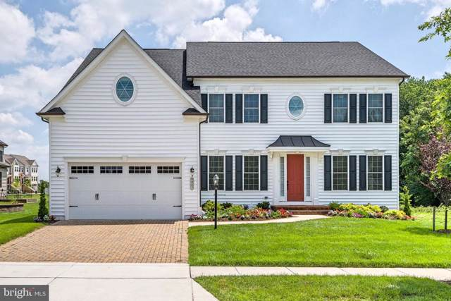 9905 Flora Court, LAUREL, MD 20723 (#MDHW267080) :: The Bob & Ronna Group