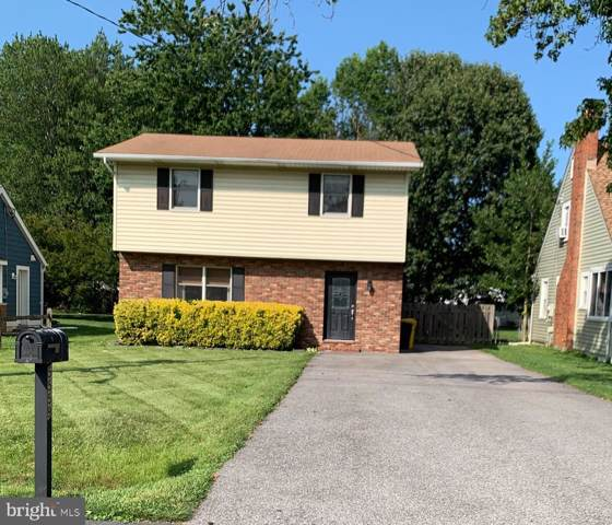 5559 Franklin Boulevard, CHURCHTON, MD 20733 (#MDAA406540) :: ExecuHome Realty