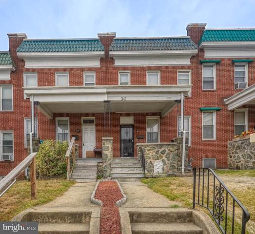 10 N Tremont Road, BALTIMORE, MD 21229 (#MDBA476114) :: The Miller Team