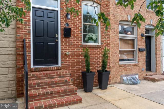 517 S Milton Avenue, BALTIMORE, MD 21224 (#MDBA476120) :: The Sebeck Team of RE/MAX Preferred