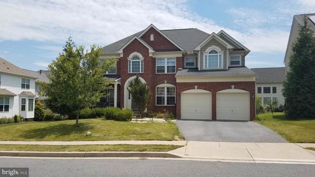5005 Wesley Square, FREDERICK, MD 21703 (#MDFR249920) :: Bruce & Tanya and Associates