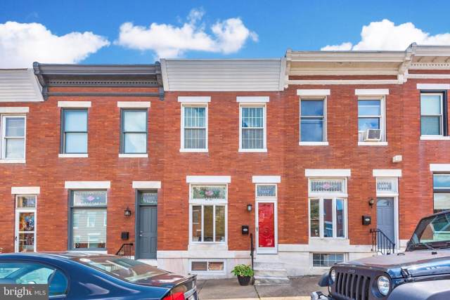 3907 Fait Avenue, BALTIMORE, MD 21224 (#MDBA476138) :: Bruce & Tanya and Associates