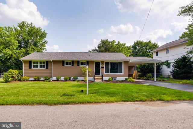 507 Spring Avenue, LUTHERVILLE TIMONIUM, MD 21093 (#MDBC464928) :: The MD Home Team