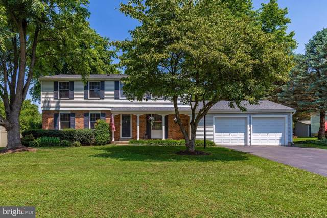 8206 Reveille Court, WALKERSVILLE, MD 21793 (#MDFR249922) :: Jacobs & Co. Real Estate