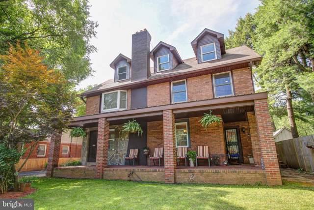 708 W Montgomery Avenue, ROCKVILLE, MD 20850 (#MDMC669120) :: Dart Homes
