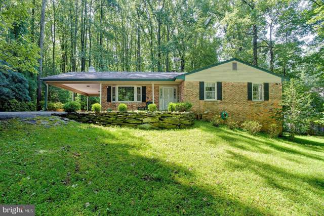 13833 Wayside Court, CLARKSVILLE, MD 21029 (#MDHW267108) :: The Daniel Register Group
