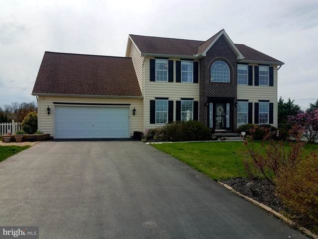 45 Marfield Circle, HANOVER, PA 17331 (#PAYK120806) :: The Craig Hartranft Team, Berkshire Hathaway Homesale Realty