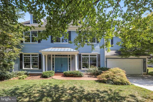 7219 Delfield Street, CHEVY CHASE, MD 20815 (#MDMC669130) :: RE/MAX Plus