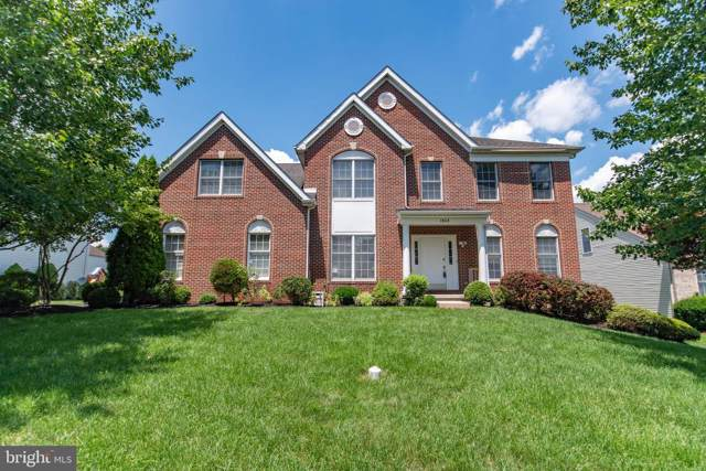 1864 Augusta Drive, JAMISON, PA 18929 (#PABU474572) :: The Force Group, Keller Williams Realty East Monmouth
