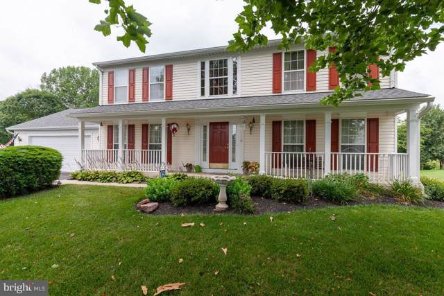 4116 Londonderry Drive, JEFFERSON, MD 21755 (#MDFR249954) :: Ultimate Selling Team