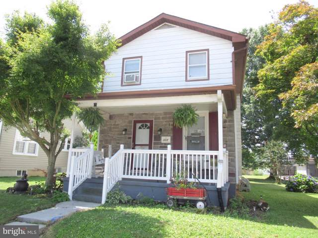 322 South Street, HANOVER, PA 17331 (#PAAD107800) :: Pearson Smith Realty