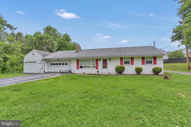 130 Pineland Road, BIRDSBORO, PA 19508 (#PABK344606) :: Ramus Realty Group