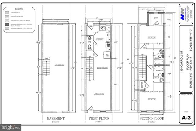 1354 Carroll Street, BALTIMORE, MD 21230 (#MDBA476210) :: The Licata Group/Keller Williams Realty