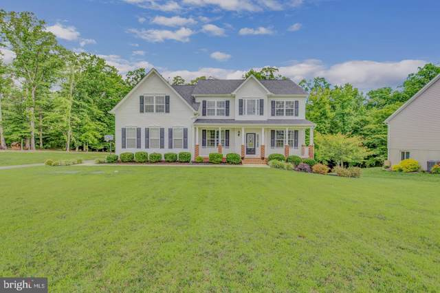 2184 Saint Margaret Boulevard, PRINCE FREDERICK, MD 20678 (#MDCA170952) :: Great Falls Great Homes