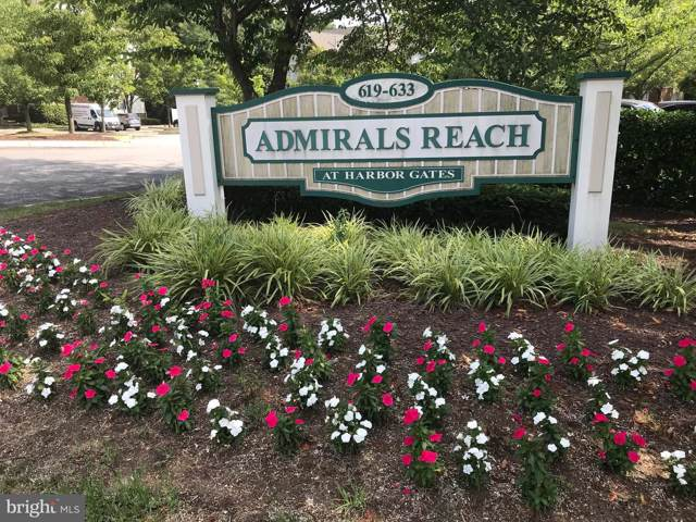 633 Admiral Drive H9-106, ANNAPOLIS, MD 21401 (#MDAA406636) :: ExecuHome Realty
