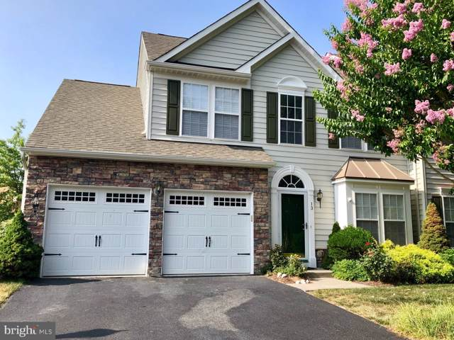 13 Thornberry Road #9, MILLVILLE, DE 19967 (#DESU144006) :: CoastLine Realty