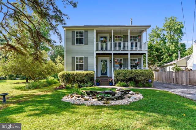 1203 Cove Drive, CHURCHTON, MD 20733 (#MDAA406694) :: ExecuHome Realty