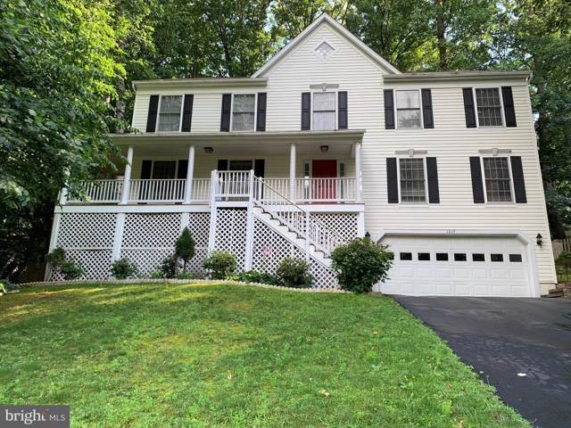 1019 John Paul Jones Drive, STAFFORD, VA 22554 (#VAST213084) :: Network Realty Group