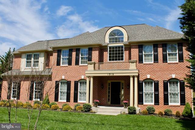 1310 W Seminary Avenue, LUTHERVILLE TIMONIUM, MD 21093 (#MDBC465084) :: The MD Home Team