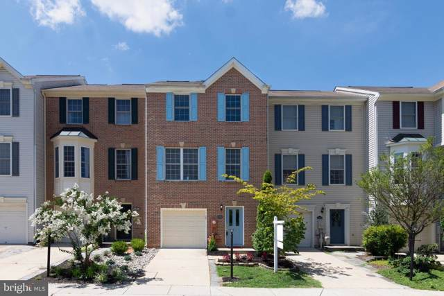 2124 Millhaven Drive #16124, EDGEWATER, MD 21037 (#MDAA406714) :: The Vashist Group