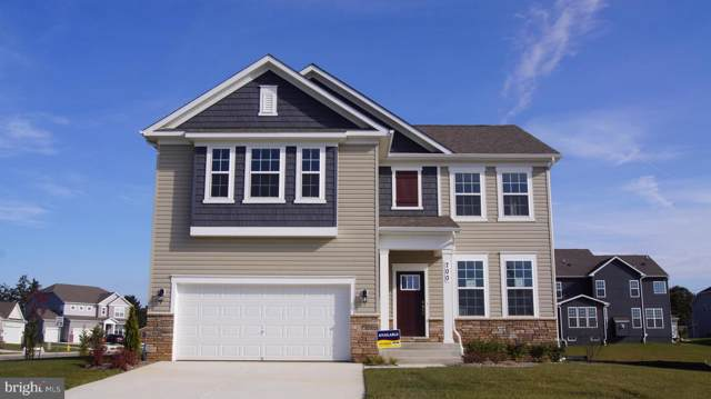 705 Scarlet Sky Drive, WESTMINSTER, MD 21157 (#MDCR190238) :: Browning Homes Group