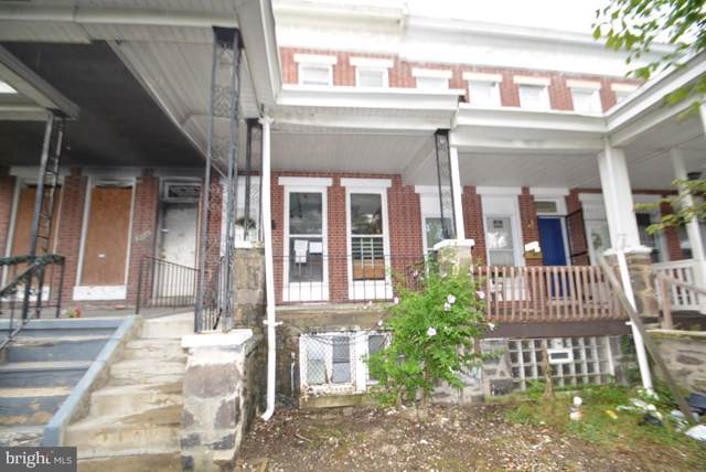 1715 Ashburton Street, BALTIMORE, MD 21216 (#MDBA476280) :: Radiant Home Group