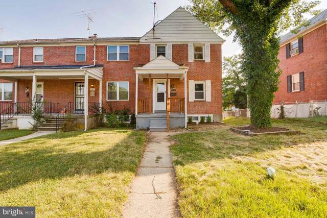 1919 E Belvedere Avenue, BALTIMORE, MD 21239 (#MDBA476308) :: Keller Williams Pat Hiban Real Estate Group