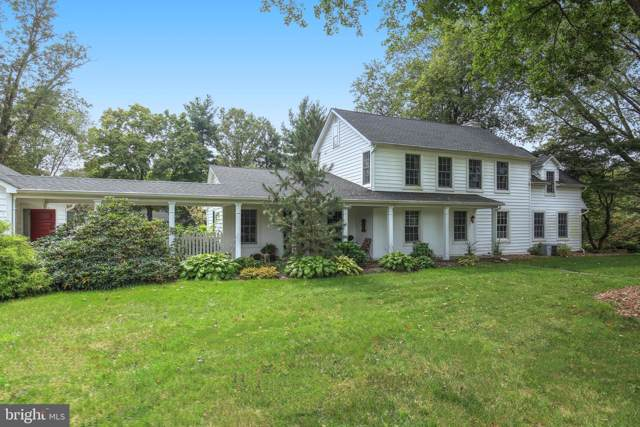 143 Copper Hill Road, RINGOES, NJ 08551 (#NJHT105416) :: Shamrock Realty Group, Inc