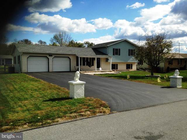 12498 Randy Drive, GREENCASTLE, PA 17225 (#PAFL166984) :: John Smith Real Estate Group