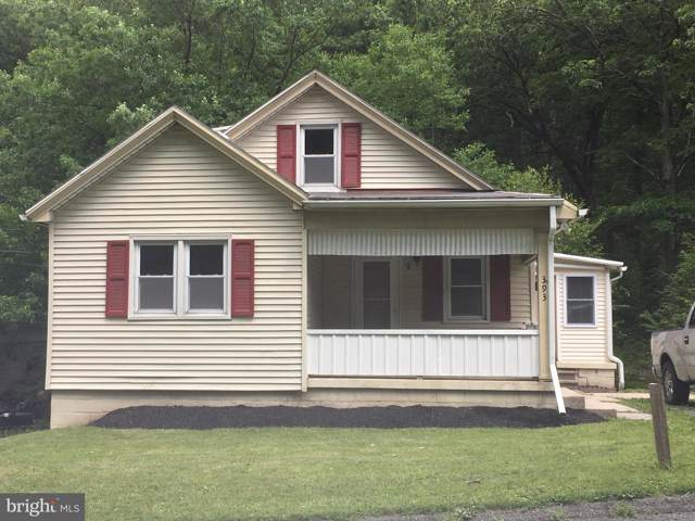 393 Owl Creek Road, TAMAQUA, PA 18252 (#PASK126820) :: The Heather Neidlinger Team With Berkshire Hathaway HomeServices Homesale Realty