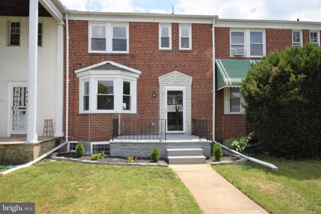 1507 Sheffield Road, BALTIMORE, MD 21218 (#MDBA476340) :: Kathy Stone Team of Keller Williams Legacy