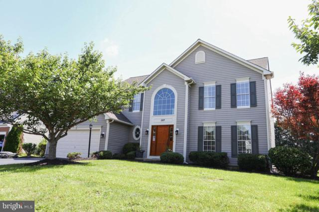107 Ivy Hill Drive, MIDDLETOWN, MD 21769 (#MDFR250036) :: ExecuHome Realty