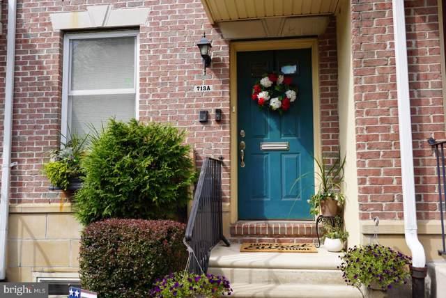 713 Brown Street A, PHILADELPHIA, PA 19123 (#PAPH815678) :: LoCoMusings