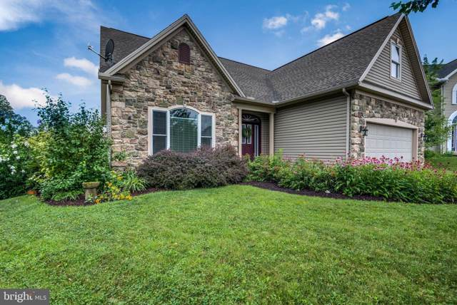 1333 Sagamore Court, NEW CUMBERLAND, PA 17070 (#PACB115396) :: Better Homes and Gardens Real Estate Capital Area