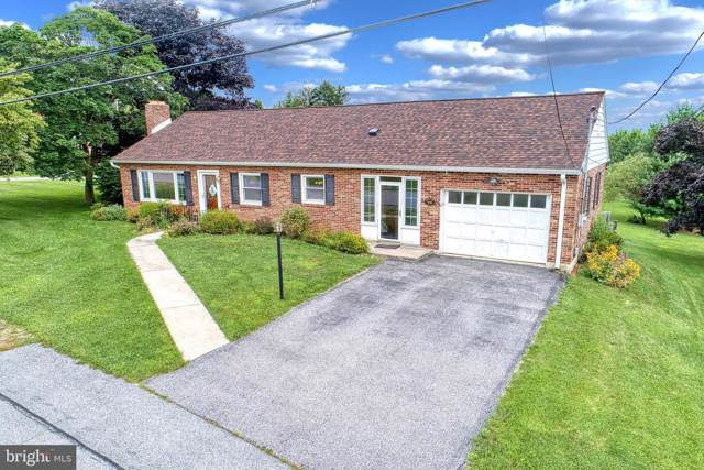 956 Keller Drive, RED LION, PA 17356 (#PAYK120972) :: Keller Williams of Central PA East