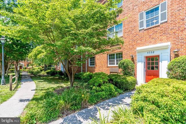 1732 W Abingdon Drive #101, ALEXANDRIA, VA 22314 (#VAAX237764) :: The Speicher Group of Long & Foster Real Estate
