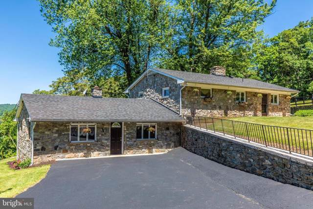 6617 Browns Quarry Road, SABILLASVILLE, MD 21780 (#MDFR250070) :: AJ Team Realty