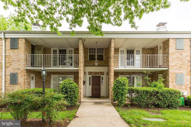 1136 S Washington Street #201, FALLS CHURCH, VA 22046 (#VAFA110570) :: Cristina Dougherty & Associates