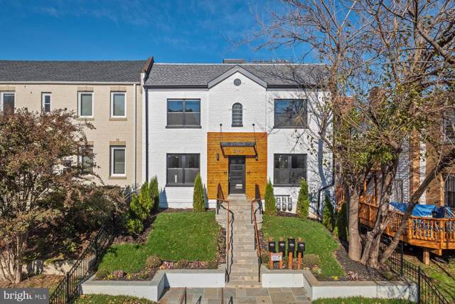 224 T Street NE #2, WASHINGTON, DC 20002 (#DCDC435004) :: Crossman & Co. Real Estate