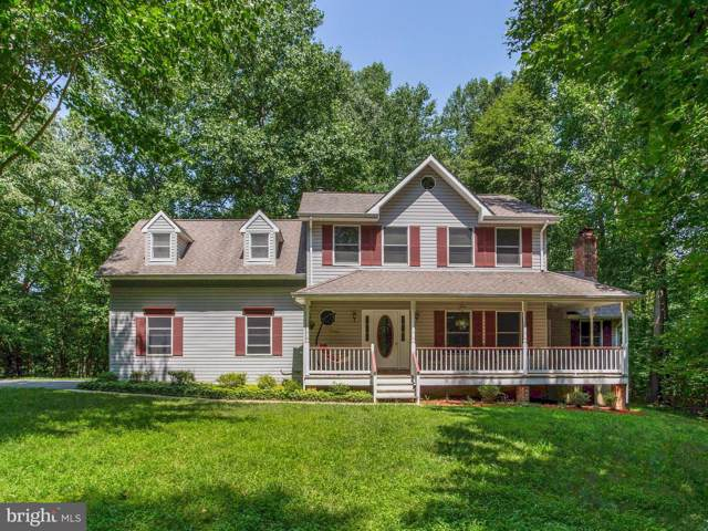 4465 Bristol Drive, CHESAPEAKE BEACH, MD 20732 (#MDCA170988) :: The Maryland Group of Long & Foster Real Estate