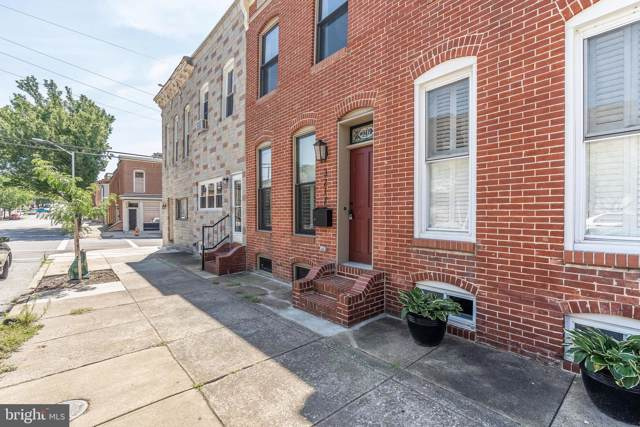 3217 Dillon Street, BALTIMORE, MD 21224 (#MDBA476514) :: Kathy Stone Team of Keller Williams Legacy