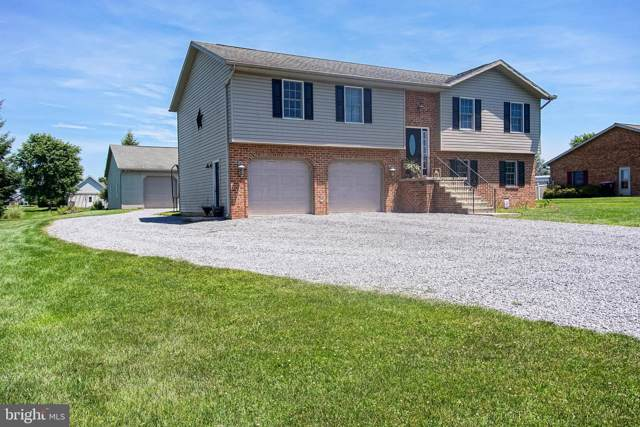 1237 Preston Lane, GREENCASTLE, PA 17225 (#PAFL167010) :: John Smith Real Estate Group