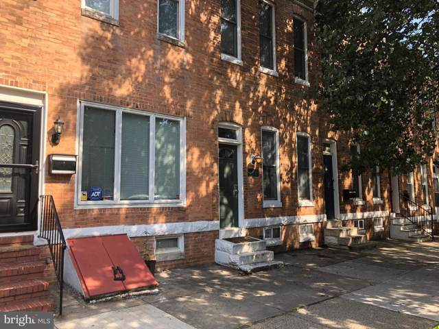 1472 Woodall Street #1, BALTIMORE, MD 21230 (#MDBA476520) :: The Dailey Group