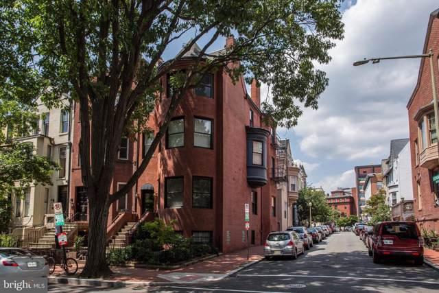 2017 O Street NW G, WASHINGTON, DC 20036 (#DCDC435048) :: The Washingtonian Group