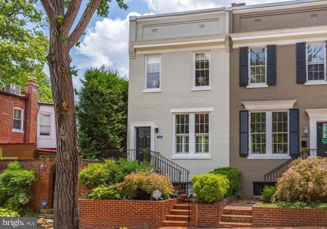 2908 R Street NW, WASHINGTON, DC 20007 (#DCDC435058) :: Pearson Smith Realty